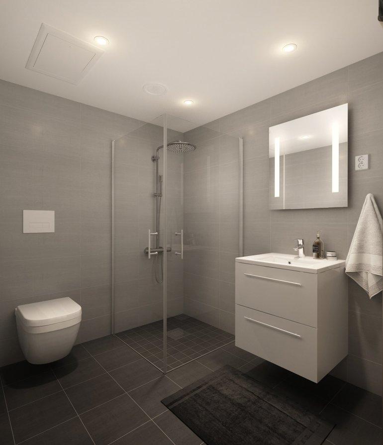 Bilde av bad