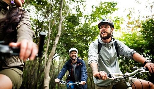 Sykkeltur i marka